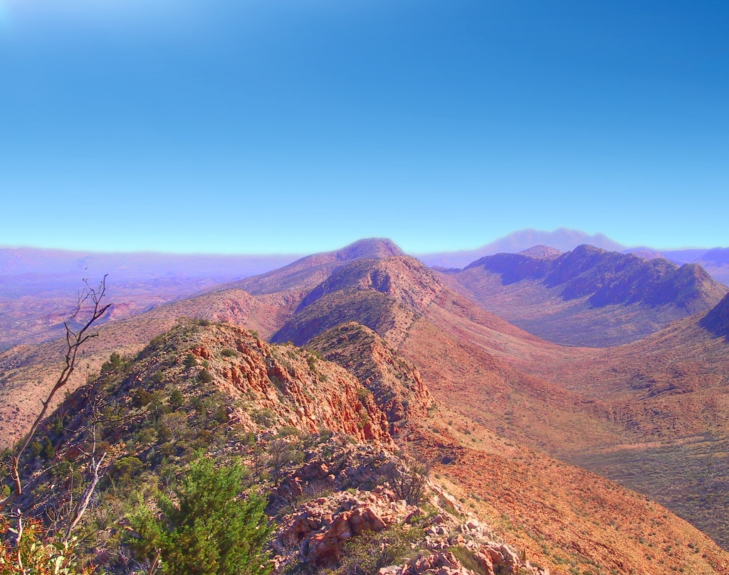 Outback Australia Northern Territory